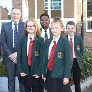 Ofsted rates Blessed William Howard as a �Good� School